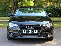 USED 2014 64 AUDI A6 2.0 AVANT TDI SE 5d 175 BHP £195 PCM WIth £1249 Deposit