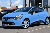 USED 2013 13 RENAULT CLIO 0.9 DYNAMIQUE S MEDIANAV ENERGY TCE S/S 5d 90 BHP LOVELY CLIO WITH GREAT HISTORY, MUST BE SEEN!