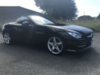 2014 MERCEDES-BENZ SLK 2.1 SLK250 CDI BLUEEFFICIENCY AMG SPORT AUTO 204 BHP £13995.00