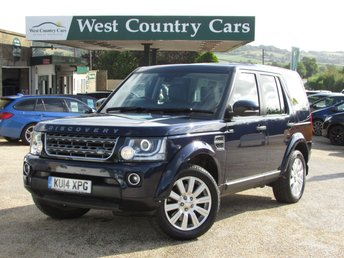 2014 LAND ROVER DISCOVERY 3.0 SDV6 GS 5d AUTO 255 BHP