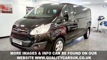 View our FORD TRANSIT CUSTOM 2.0LTR 170PS 6 SPEED MANUAL GEARBOX