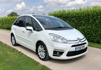 USED 2010 60 CITROEN C4 PICASSO 1.6 EXCLUSIVE I 16V EGS 5d AUTO, TOP OF THE RANGE, SERVICE HISTORY