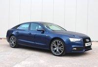 2012 AUDI A5 2.0 SPORTBACK TDI S LINE 5d 177 BHP £9450.00