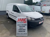 USED 2014 14 VOLKSWAGEN CADDY 1.6 C20 TDI STARTLINE 102 BHP FULL SERVICE HISTORY SAME DAY FINANCE