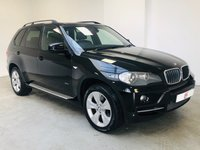 USED 2007 07 BMW X5 3.0 D SE 7 SEATS 5d AUTO 232 BHP 7 SEATS + PAN ROOF + FULL HISTORY + LOADS OF INVOICES + LEATHER