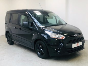 2014 FORD TOURNEO CONNECT