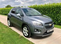 USED 2014 63 CHEVROLET TRAX 1.7 LT VCDI 5d HIGH SPEC CAR, SERVICE HISTORY, CHEAP FAMILY CAR
