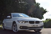 USED 2015 65 BMW 3 SERIES 2.0 320I XDRIVE SPORT 4d AUTO 181 BHP