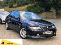 2005 MG ZS 2.0 TD PLUS 115 5d 112 BHP £1795.00