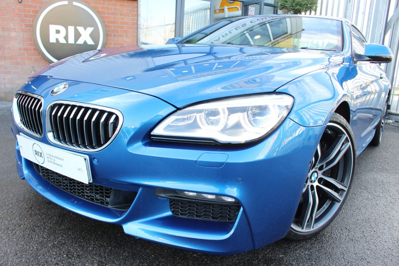 Used BMW 6 SERIES for sale