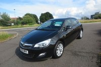 2012 VAUXHALL ASTRA 1.4 ACTIVE 1 Owner,Low Mileage,F.S.H £4450.00