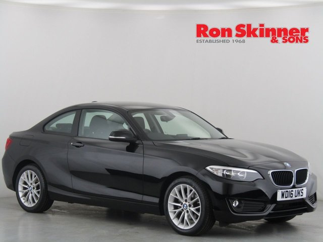 View our 2016 16 BMW 2 SERIES 2.0 218D SE 2d 148 BHP