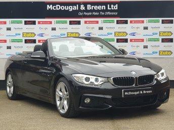 2014 BMW 4 SERIES 2.0 428I M SPORT 2d 242 BHP £15999.00