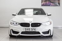 USED 2015 15 BMW M4 3.0 M4 2d AUTO 431 BHP August 2020 MOT & Just Been Serviced