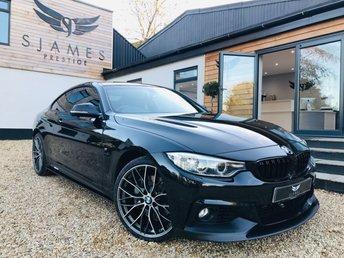 2015 BMW 4 SERIES 3.0 435D XDRIVE M SPORT 2d AUTO 309 BHP £20990.00