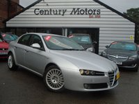 2007 ALFA ROMEO 159 2.4 JTDM LUSSO 4d 210 - FULL LEATHER £1990.00