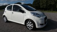USED 2010 10 CITROEN C1 1.0 SPLASH 5d 68 BHP 2 X KEYS, LOW TAX, FULL SERVICE HISTORY, AIR-CONDITIONING, IDEAL 1ST CAR, ELECTRIC WINDOWS, REMOTE LOCKING, CD-PLATER, WHITE, SUPERB MPG