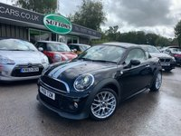 2011 MINI COUPE 1.6 COOPER 2d 120 BHP £5989.00