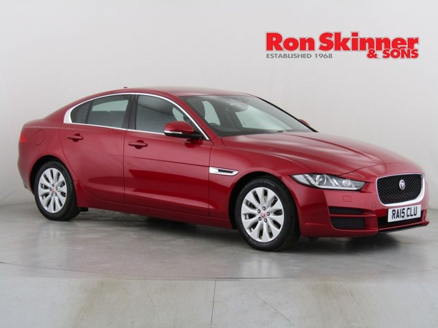 View our 2015 15 JAGUAR XE 2.0 PORTFOLIO 4d 161 BHP