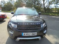 USED 2012 62 LAND ROVER RANGE ROVER EVOQUE 2.2 SD4 DYNAMIC LUX 5d 190 BHP