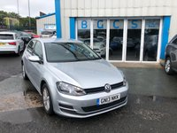 2013 VOLKSWAGEN GOLF 1.2 S TSI BLUEMOTION TECHNOLOGY 5d 84 BHP £6690.00