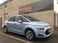 2013 CITROEN C4 PICASSO 1.6 E-HDI AIRDREAM EXCLUSIVE PLUS 5d 113 BHP £5495.00