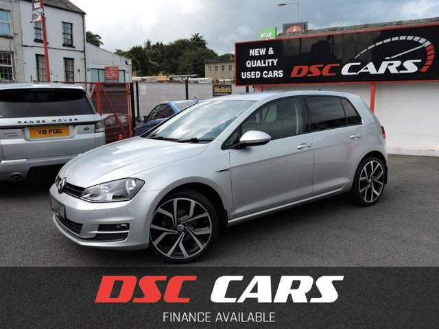 2016 16 VOLKSWAGEN GOLF 1.6 MATCH EDITION TDI BMT 5d 109 BHP