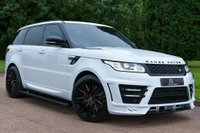 USED 2016 66 LAND ROVER RANGE ROVER SPORT 3.0 SD V6 HSE Dynamic 4X4 (s/s) 5dr NAV+PAN ROOF+CAM.+7 SEAT+DVD