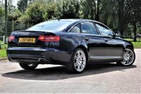 USED 2010 10 AUDI A6 2.8 S line Special Edition Multitronic 4dr S LINE+SPECIAL EDITION