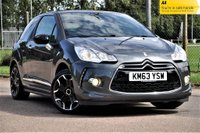 2013 CITROEN DS3 1.6 VTi DStyle Plus 3dr £5490.00