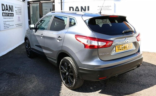 NISSAN QASHQAI at Dani Motors