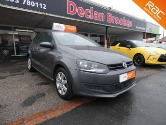 2010 VOLKSWAGEN POLO 1.4 SE 5dr £3895.00
