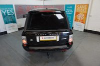 USED 2006 06 LAND ROVER RANGE ROVER 4.2 V8 Supercharged Vogue SE 5dr 2 OWNERS, 8 LAND ROVER STAMPS