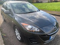 USED 2010 10 MAZDA 3 1.6 D TS2 5dr £30 Tax ! 2 Owners ! 74 MPG !