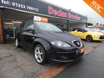 2007 SEAT ALTEA 2.0 TDI Special Edition 5dr £1695.00