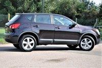 USED 2009 59 NISSAN QASHQAI 1.5 dCi Acenta 2WD 5dr NEW MOT