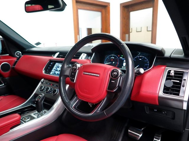 LAND ROVER RANGE ROVER SPORT at WR Car Sales