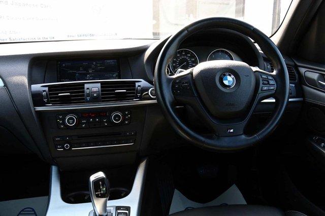 BMW X3 at Dani Motors