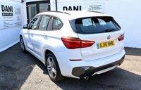 USED 2016 16 BMW X1 2.0 18d M Sport Auto sDrive (s/s) 5dr 1 OWNER*SATNAV*PARKING AID*