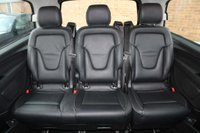 USED 2016 16 MERCEDES-BENZ V CLASS 2.2 V250 CDi BlueTEC SE G-Tronic+ (s/s) 5dr 8 Seat XLWB SATNAV,BLUETOOTH,CAMERA,SENSOR