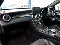 USED 2016 16 MERCEDES-BENZ C CLASS 3.0 C43 V6 AMG (Premium Plus) G-Tronic+ 4MATIC (s/s) 4dr PAN ROOF + 360 CAM + BURMESTER