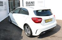 USED 2016 65 MERCEDES-BENZ A CLASS 2.1 A200d AMG Line (Premium Plus) 7G-DCT (s/s) 5dr 1 OWNER*SATNAV*PAN ROOF*