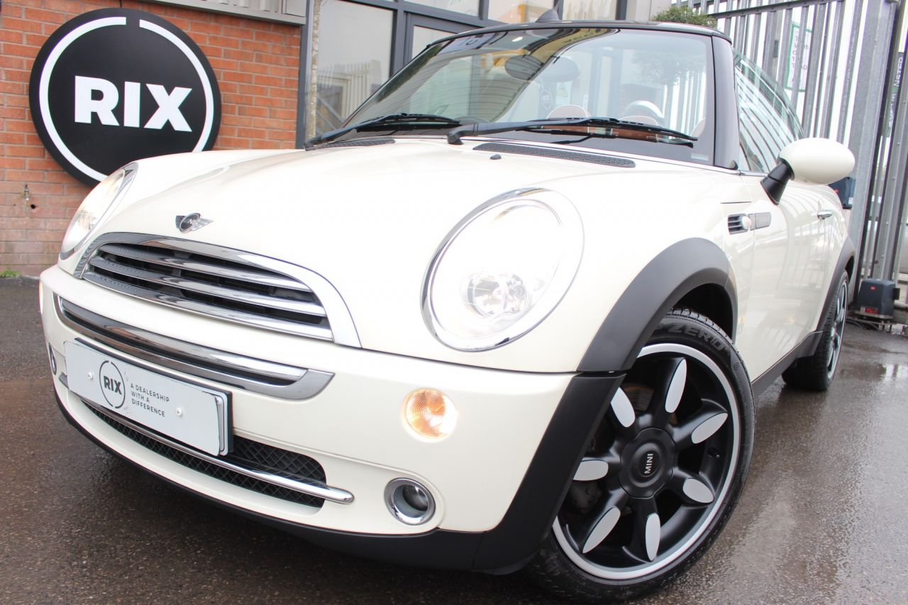Used MINI CONVERTIBLE for sale
