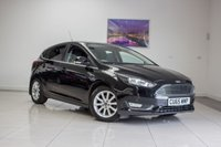 USED 2015 65 FORD FOCUS 1.5 TITANIUM TDCI 5d 120 BHP August 2020 MOT & Just Been Serviced