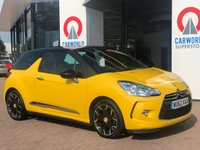 USED 2012 62 CITROEN DS3 1.6 DSTYLE PLUS 3d 120 BHP ALLOYS | AIR CON | CRUISE |