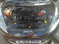 USED 2010 60 FORD FIESTA 1.4 ZETEC 16V 5d AUTO 96 BHP