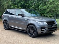 2013 LAND ROVER RANGE ROVER SPORT 3.0 SDV6 HSE 7 SEATER 5d AUTO 288 BHP £33995.00