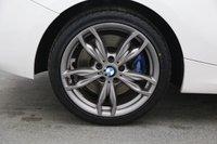 USED 2015 65 BMW 1 SERIES 3.0 M135I 3d 322 BHP Red Leather Manual Nav 322BHP