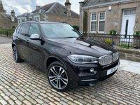 2014 BMW X5 3.0 M50D 5d AUTO 376 BHP £35995.00