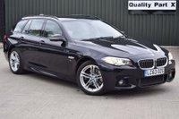 2014 BMW 5 SERIES 2.0 520d M Sport Touring 5dr £10480.00